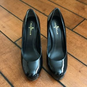 Cole Haan Nike Air platform pumps